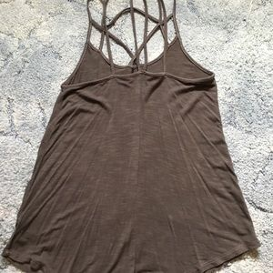 American Eagle Outfitters Tops - American Eagle Soft & Sexy Cage Tank